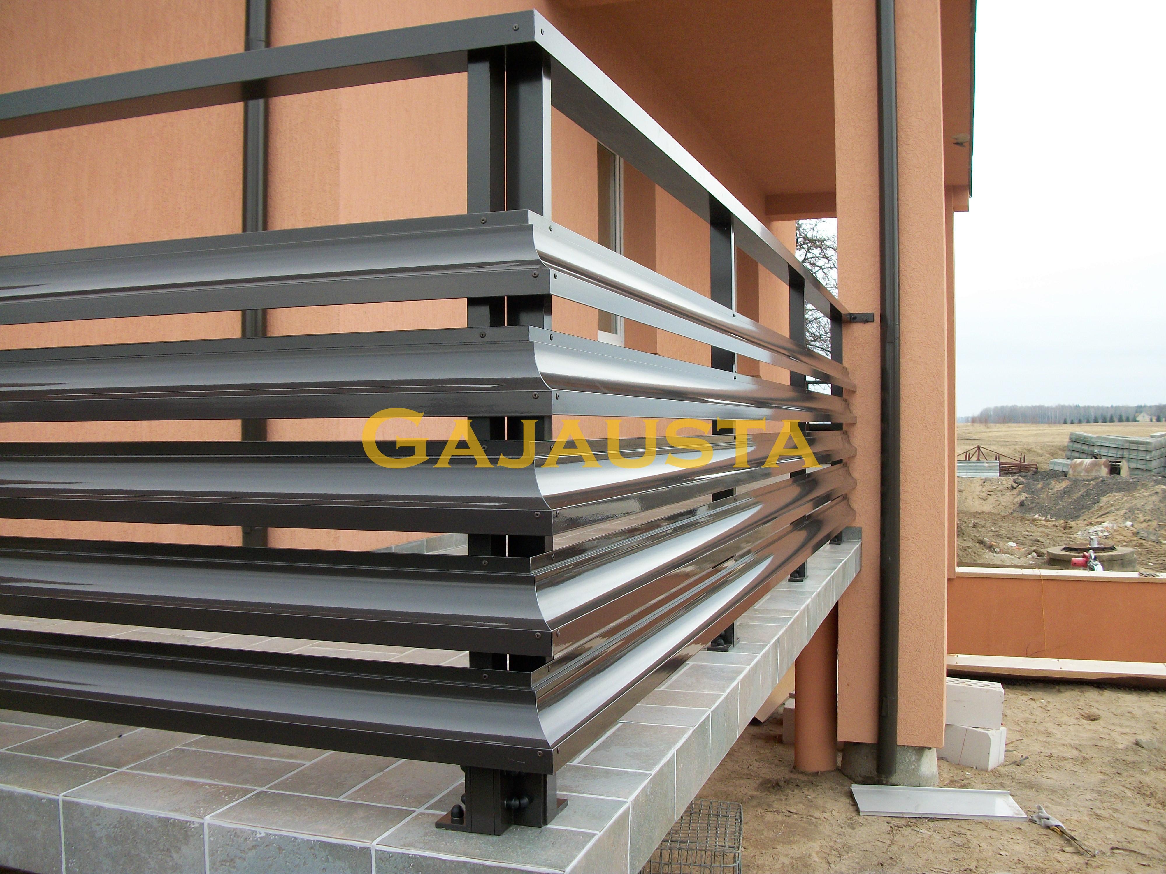 Balkono-tureklai-aliuminio-GA110-11