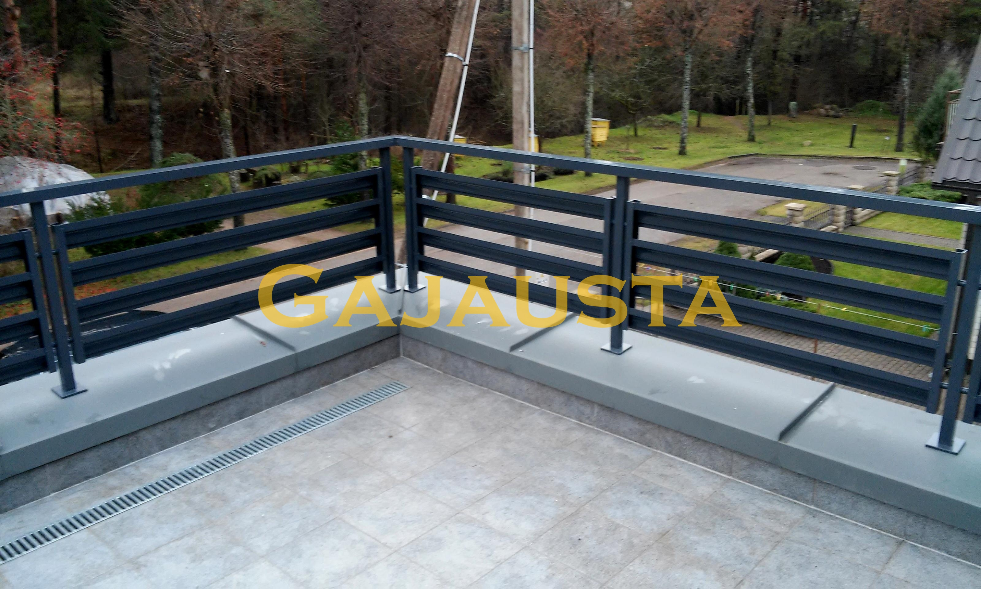 Balkono-tureklai-aliuminio-GA110-3