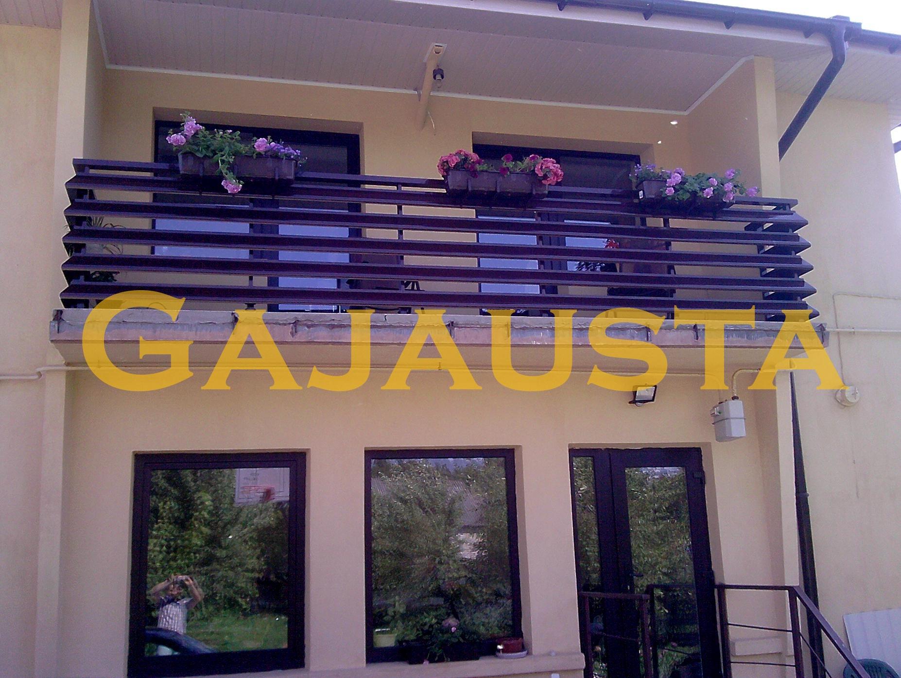 Balkono-tureklai-aliuminio-GA135-1