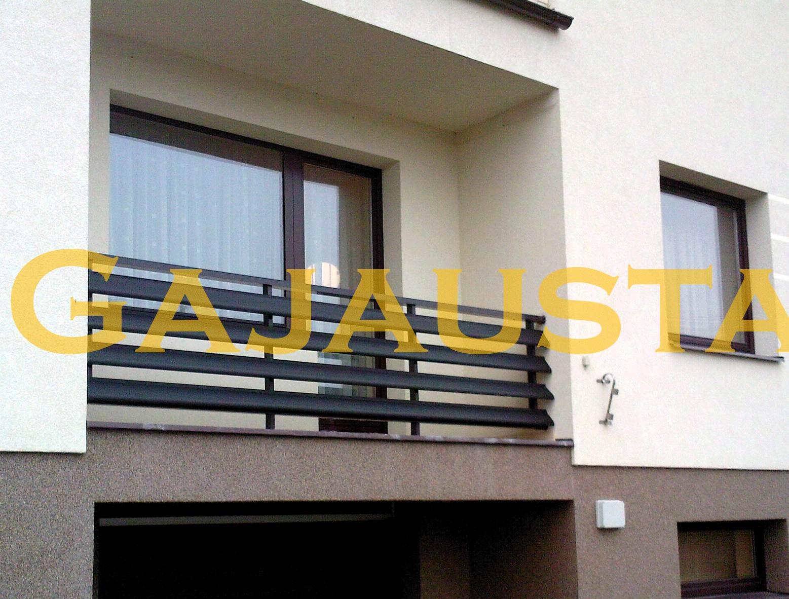 Balkono-tureklai-aliuminio-GA135-3