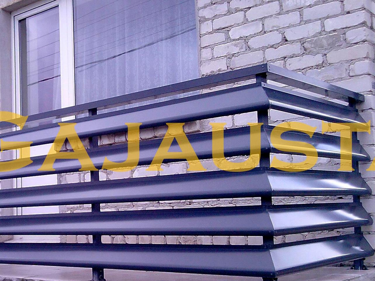 Balkono-tureklai-aliuminio-GA135-4