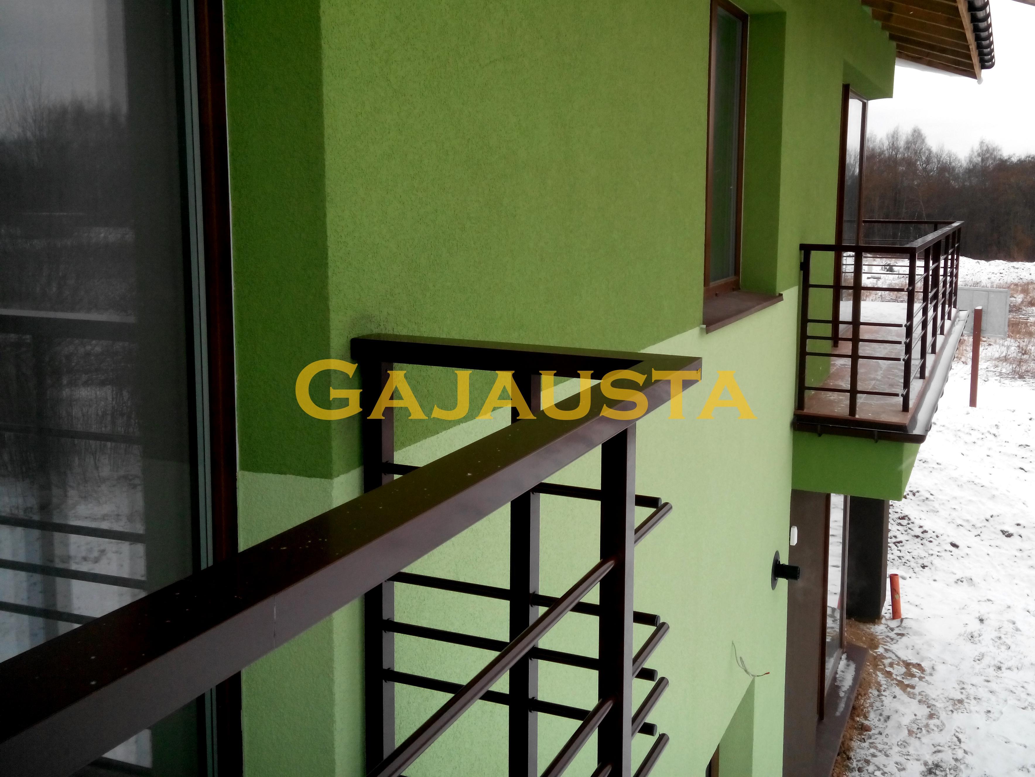 Balkono-tureklai-aliuminio-d20H-30