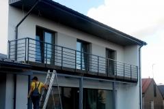 Balkono-tureklai-aliuminio-d20H-10