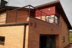 Balkono-tureklai-aliuminio-d20H-15