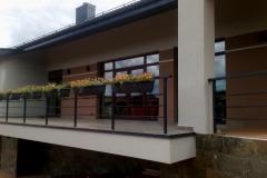 Balkono-tureklai-aliuminio-d20H-19
