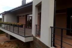 Balkono-tureklai-aliuminio-d20H-20