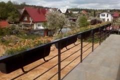 Balkono-tureklai-aliuminio-d20H-21