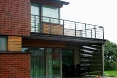 Balkono-tureklai-aliuminio-d20H-4